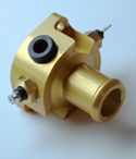 ACME Gold Anodozed Rear Water Outlet Housing